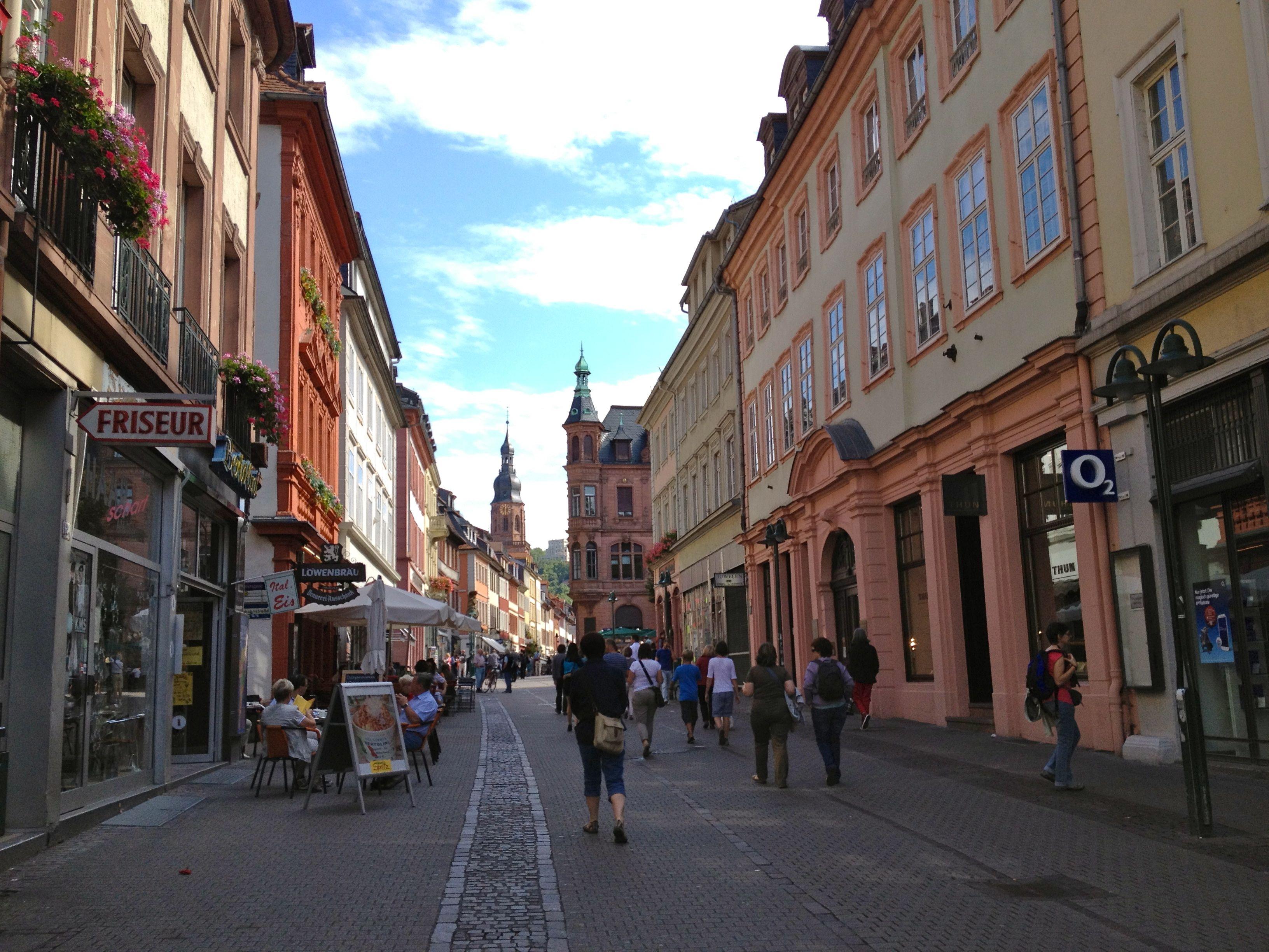 Heidelberg Hauptstraße